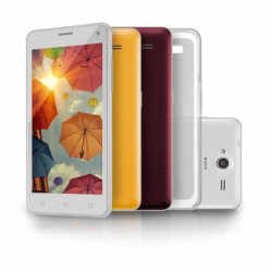 SMARTPHONE MS50 5 COLORS TELA 5″ 8.0MP 3G QUAD CORE 8GB ANDROID 5.0 BRANCO MULTILASER