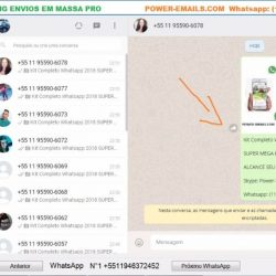 SUPER MEGA KIT COMPLETO WHATSAPP MARKETING 2018